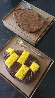 Faça hoje: Ovo de colher com Bolo de Cenoura