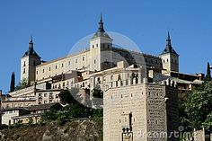 Royal Palace in Toledo Spain