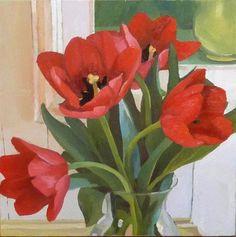 """Spring back......."" - Original Fine Art for Sale - © Joanna Olson"