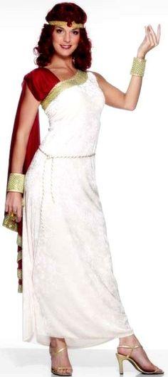Roman Empress Adult Costume #Smiffys