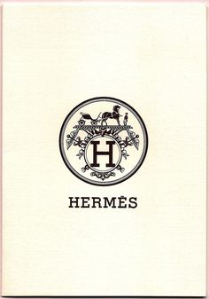 stationaryobjects: Hermes receipt folder