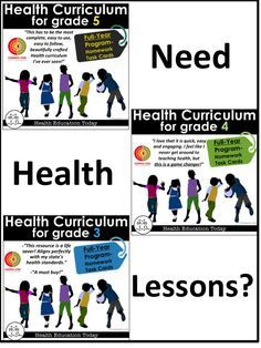 83 Best Health Lessons 3rd Grade 4th Grade Health Lessons 5th