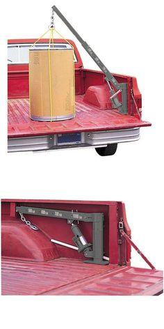 1000 lb ton Pickup Truck Crane Lift - New - No Tax - Free Fedex 48 states Metal Projects, Welding Projects, Accessoires 4x4, Vw Caddy Mk1, Crane Lift, Truck Bed Storage, Truck Mods, Metal Working Tools, Garage Tools