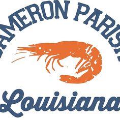 Cameron Parish - Louisiana.