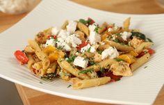 Solo by Bonicelli - Grilled Chicken Pasta Salad w/ SunDried Tomato Vinaigrette