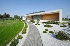 Atrium House by Mobius Architekci