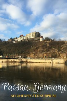 Passau, Germany is on the confluence of three rivers, borders both Austria and the Czech Republic and is steeped in history— yet chances are you've never heard of it. Here's why you should add it to your must-see list!