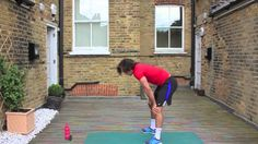 HIIT Training with The Body Coach - 23 minute HIIT workout including warm up.