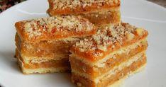Cookie Recipes, Dessert Recipes, Desserts, Posne Torte, Kolaci I Torte, Torte Cake, Croatian Recipes, Small Cake, Cooking