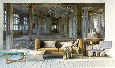 Patio, Outdoor Decor, Design, Home Decor, Bedroom, Living Room, Wall Design, Wallpapers, Interior Designing