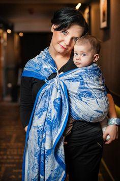 100/% Coton Jacquard Star Persian Jewel bleu au mètre Chemise écrues