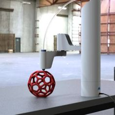 Makerarm is a personal fabrication system packed into a robotic arm. #Atmel #Makerarm #Robotics #3DPrinting