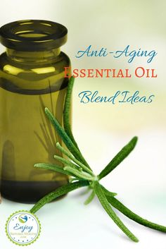 Trying hard to keep ahead of the aging process? If you want to keep your skin smooth, youthful, glowing and without wrinkles, use one or more of these anti aging essential oil blend ideas. Click to see the blend I personally use: people tell me I look 15 years younger than I actually am ;)