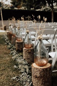 Fall Wedding Aisle Decorations to Blow Your Mind Away! - 33 Fall Wedding Aisle Decorations to Blow Your Mind Away! Fall Wedding Aisle Decorations to Blow Your Mind Away! - 33 Fall Wedding Aisle Decorations to Blow Your Mind Away! Wedding Ceremony Ideas, Wedding Aisle Decorations, Wedding Rings, Wedding Arrangements, Wedding Bride, Table Decorations, Ceremony Backdrop, Wedding Reception, Wedding Favors