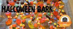 DIY Halloween Candy Bark | International Geek Girl Pen Pals Club #IGGPPC
