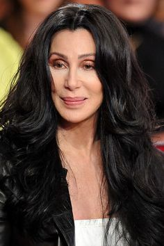 Cher ... I admire this woman