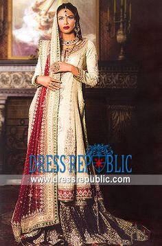 Gold Ice Diva, Product code: DR5815, by www.dressrepublic.com - Keywords: Kamiar Rokni Bridal Collection 2012, Karma 2012 Bridal Dresses Online USA, UK, Canada