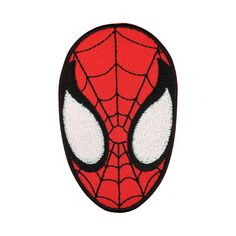 Spider-Man Patch Superhero Embroidered Iron on Patch individuality movie Patches