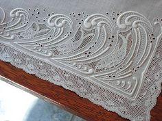 The History Tablecloth - История красоты