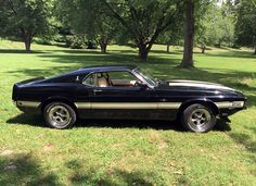 Numbers Matching 1970 Shelby GT500 | Bring a Trailer
