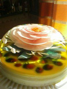 Jelly Cake, Gelatine, Desserts, Food, Art, Tailgate Desserts, Jello Cake, Deserts, Essen