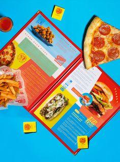 Visual identity work for a new pizza restaurant located in Stone Mountain, Atlanta Restaurant Identity, Restaurant Menu Design, Pizza Restaurant, Seafood Pizza, Magazine Design, Grub Burger Bar, New Pizza, Pizza Kitchen, Web Design
