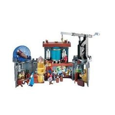Disney Heroes Sword in the Stone Merlin's Laboratory Playset