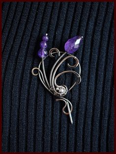 This item is unavailable Enamel Jewelry, Metal Jewelry, Beaded Jewelry, Handmade Jewelry, Jewlery, Wire Crafts, Jewelry Crafts, Custom Lapel Pins, Wire Pendant