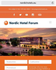 So awesome when hotel orders pic and i'll make it so that the tones will fit into page design. That's the level or commitment. Proud to have my pic at their front page. #hotel #tallinn #frontpage #photography #design #nordichotels #estonia