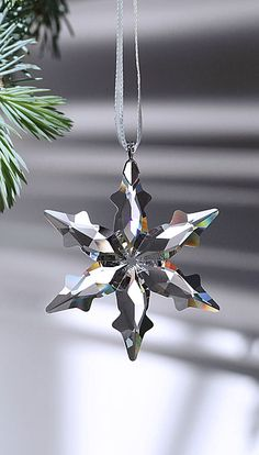 Swarovski 2015 Annual Edition Little Star Ornament