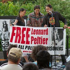 FREE Leonard Peltier!