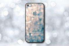 iPhone 5 Case, iPhone 5S Case - Dawn Glitter /  iPhone 5S Case, iPhone 5S Cover, Cover for iPhone 5S, Case for iPhone 5S