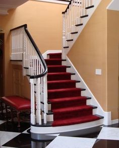 Best Crucial Trading Stripe Carpet Hallway Pinterest 400 x 300