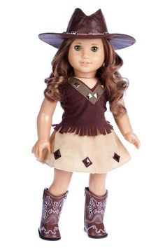 Casual Doll Clothes – Dreamworld Collections