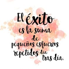 Estados para Whatsapp y frases cortas de la vida Positive Phrases, Motivational Phrases, Positive Vibes, Positive Quotes, Inspirational Quotes, Positive Motivation, Daily Motivation, Mr Wonderful, Spanish Quotes