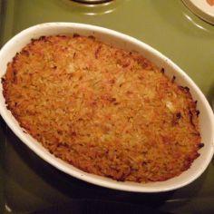 Kaali-porkkanalaatikko ( vegaani )