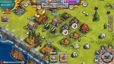 Vikings Gone Wild é um jogo de estratégia onde se constoem aldeias, gerem recursos e formam poderosos exércitos de vikings para atacar outras aldeias.