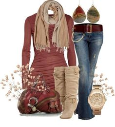 Cute outfit for a date!