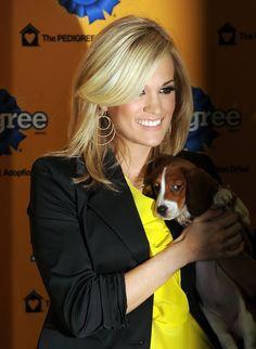 Carrie Underwood - 6th Annual Pedigree Adoption Drive