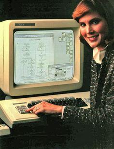 Compu de los 80