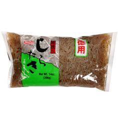 Shirataki noodles are a powerful tool in fighting off obesity. The noodles are basically empty and flavorless, but will absorb the taste of anything you cook it with. So whether you're making a vegetarian stir-fry or a hearty steak, these super healthy noodles will fit in wonderfully. Seaweed powder is added to offer a unique color.