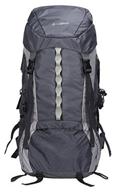 I just saw this and had to have it WODISON Ultralight Waterproof Mountaineering Hiking Internal Frame Backpack you can {read more about it here http://bridgerguide.com/wodison-ultralight-waterproof-mountaineering-hiking-internal-frame-backpack/