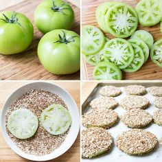 Baked-Fried-Green-Tomatoes_PicStitch