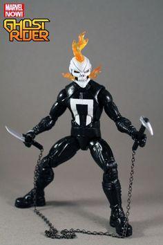 Ghost Rider (Marvel Legends) Custom Action Figure