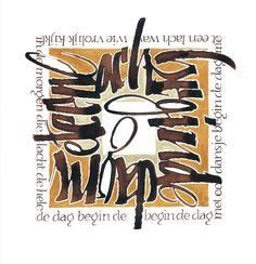Calligraphics