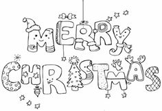 Free Christmas Coloring Pages free online printable coloring pages, sheets for kids. Get the latest free Free Christmas Coloring Pages images, favorite coloring pages to print online by ONLY COLORING PAGES. Coloring Pages To Print, Coloring For Kids, Printable Coloring Pages, Coloring Pages For Kids, Coloring Books, Colouring Sheets, Coloring Letters, Alphabet Coloring, Noel Christmas