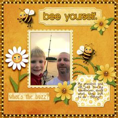 Bee Yourself by Betsyfru. Kit: Bee Yourself by Carole's Share the Luv http://scrapbird.com/designers-c-73/a-c-c-73_514/caroles-share-the-luv-designs-c-73_514_518/bee-yourself-p-18022.html