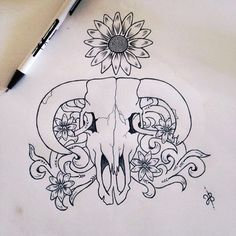 «Sketchin' on the beach  #beachin #beachbum #springbreak #pen #ink #sketchinskulls»