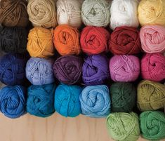 Hand Dyed Quiet Morning Size 10 Your Choice of Amount Crochet Cotton