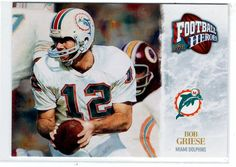 Sports Cards Football - 2009 UD Football Heroes Bob Griese